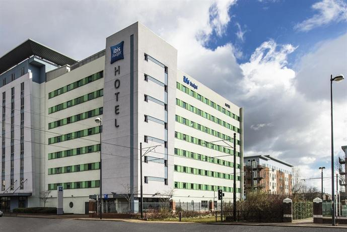 Ibis Budget Manchester Salford Quays - dream vacation