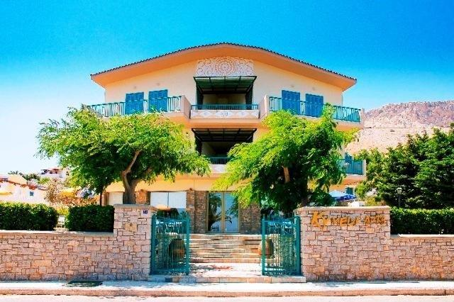 Kyveli Apartments - dream vacation