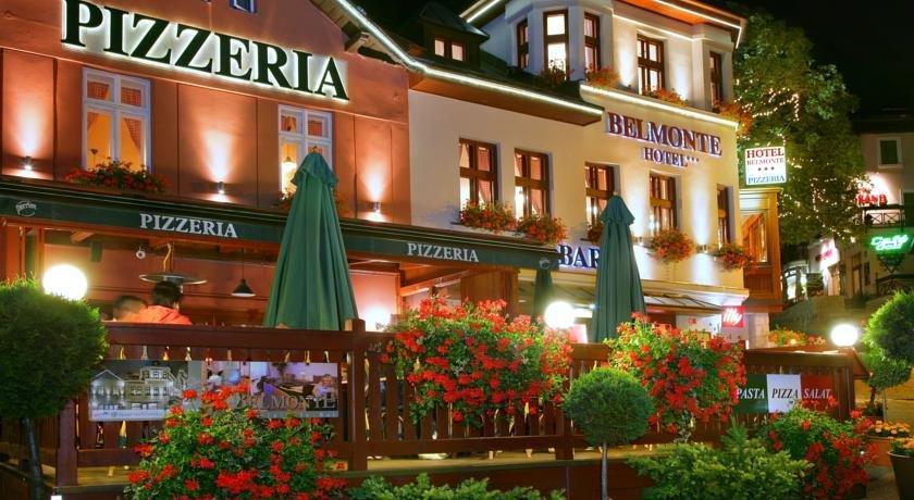 Hotel pizzeria Belmonte