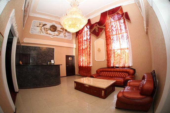 Отель Индиго