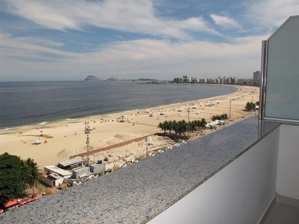 Hotel Atlantico Praia Rio de Janeiro - dream vacation