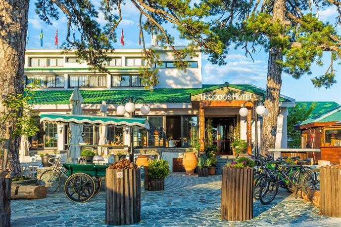 Troodos Hotel - dream vacation