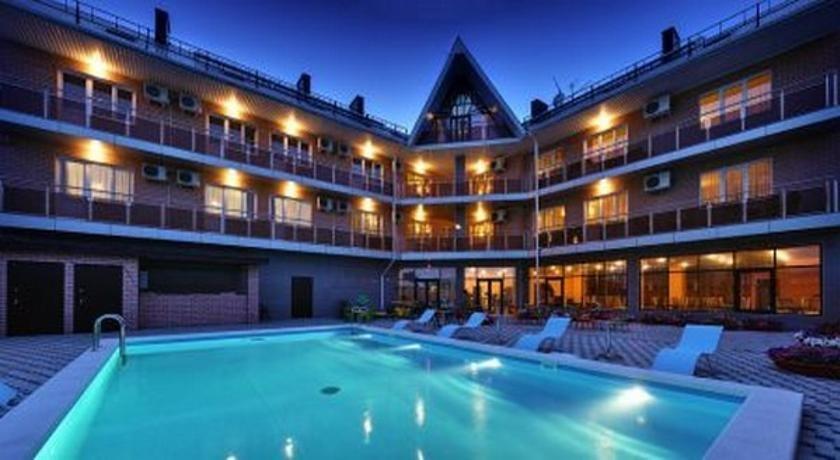 Hotel Lotos Anapa
