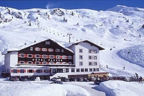 Hotel Flexen - dream vacation
