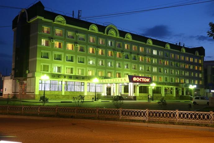 Гостиница Центральная (Восток)