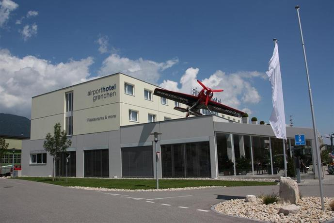 Airporthotel Grenchen Images