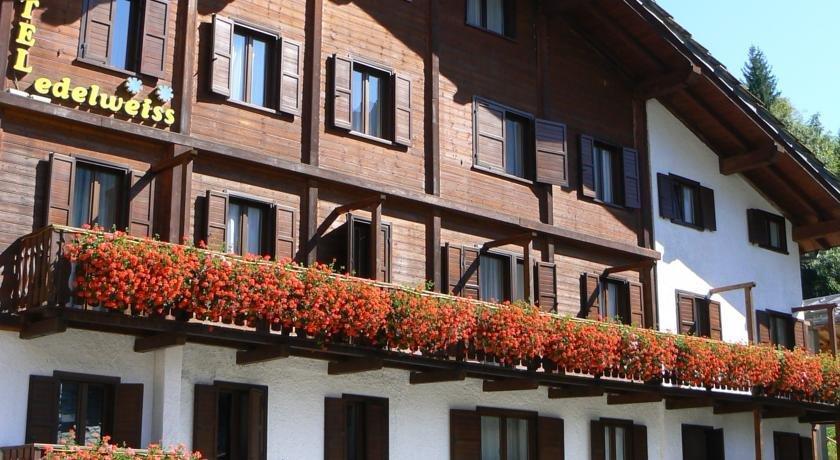 Hotel Edelweiss Courmayeur - dream vacation