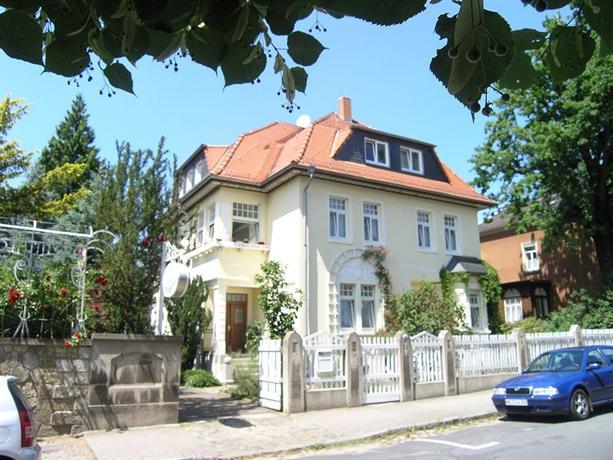 Hotel Villa Constantia Radebeul - dream vacation