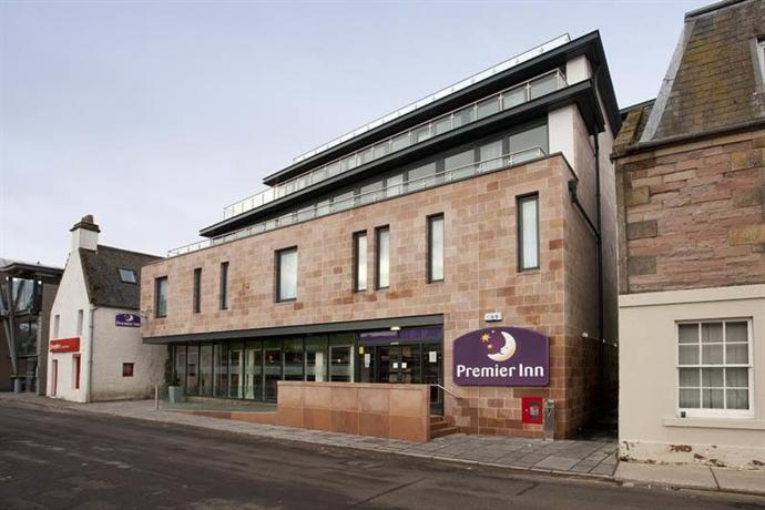 Premier Inn Inverness Centre River Ness - dream vacation