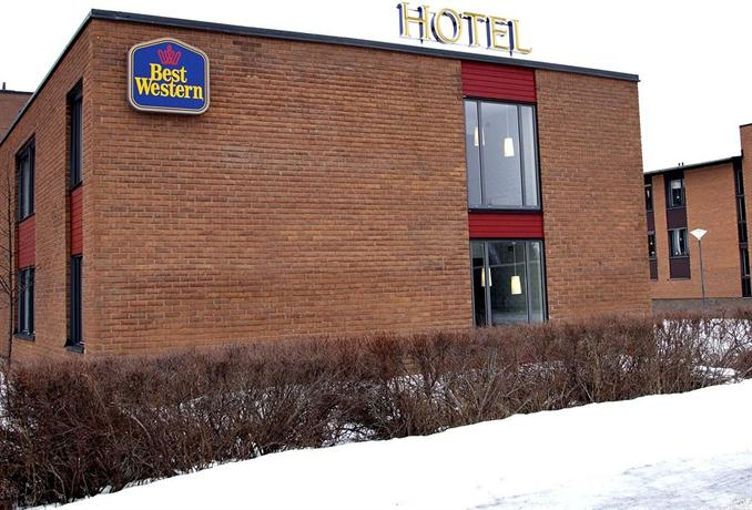 Best Western Hotel Ett - dream vacation