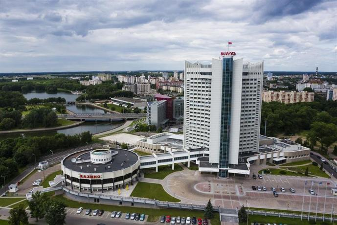 Hotel Belarus Minsk - dream vacation