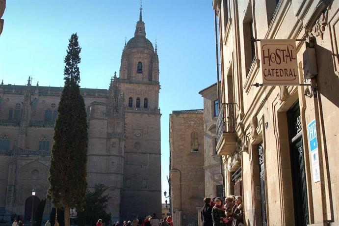 Hostal Catedral Salamanca - dream vacation