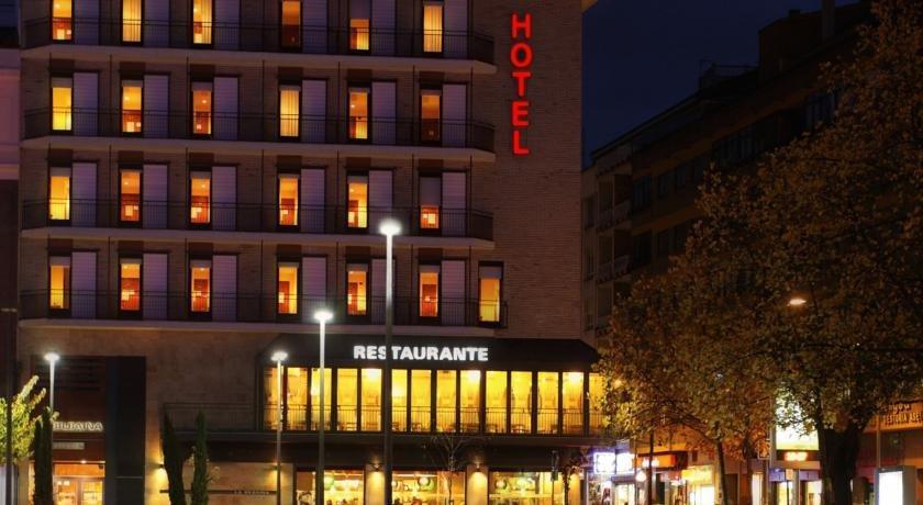 Hotel La Bilbaina VitoriaGasteiz Compare Deals