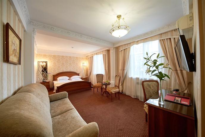 Гостиница Звезда