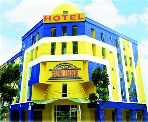 Sun Inns Hotel Kota Damansara - dream vacation