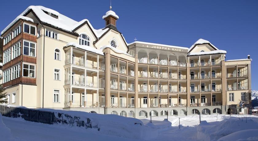 Hotel Josephs House Davos - dream vacation