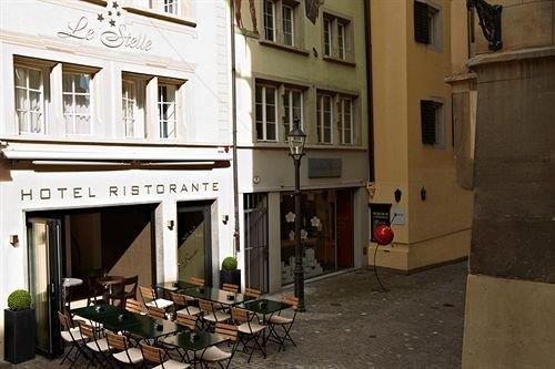Altstadt Hotel Le Stelle Luzern - dream vacation