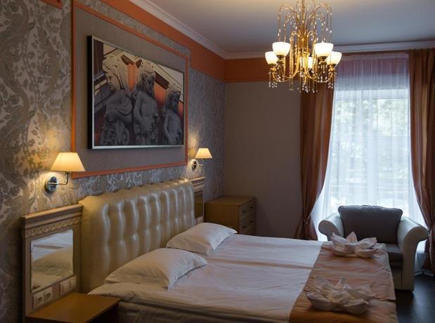 Отель Петр