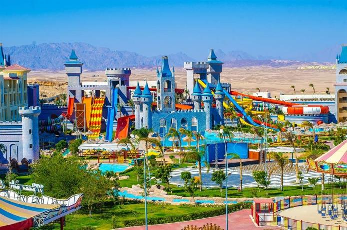 Serenity Fun City Hotel & Resort - dream vacation