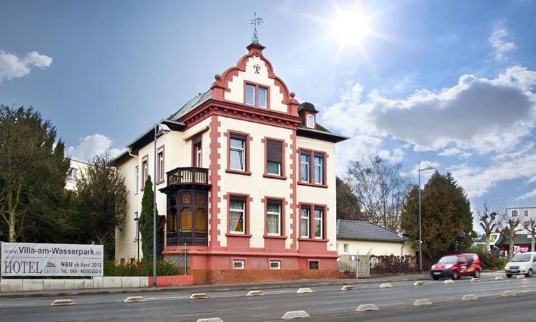 Hotel Frankfurt Giessener Strasse