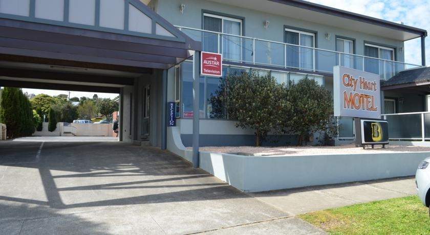 Photo: City Heart Motel