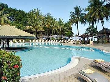 Holiday Inn Damai Lagoon - dream vacation