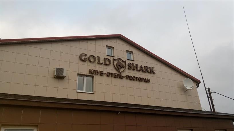 Отель Gold Shark