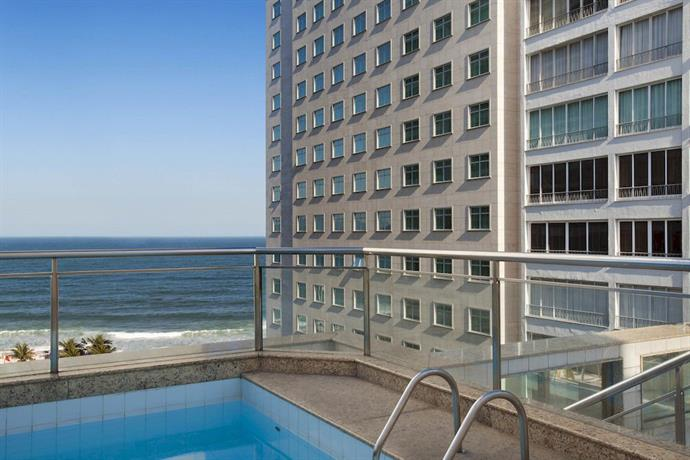Windsor Martinique Hotel Rio de Janeiro - dream vacation