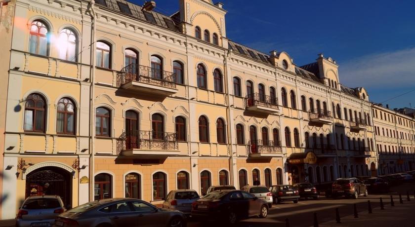 Hotel Garni Minsk - dream vacation