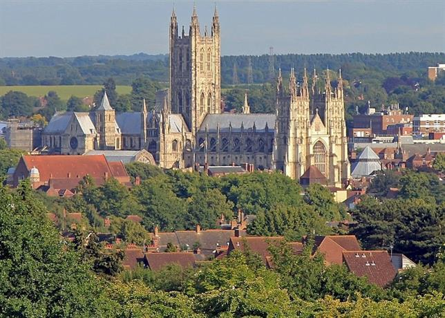University Of Kent - Rutherford College - Hostel - dream vacation