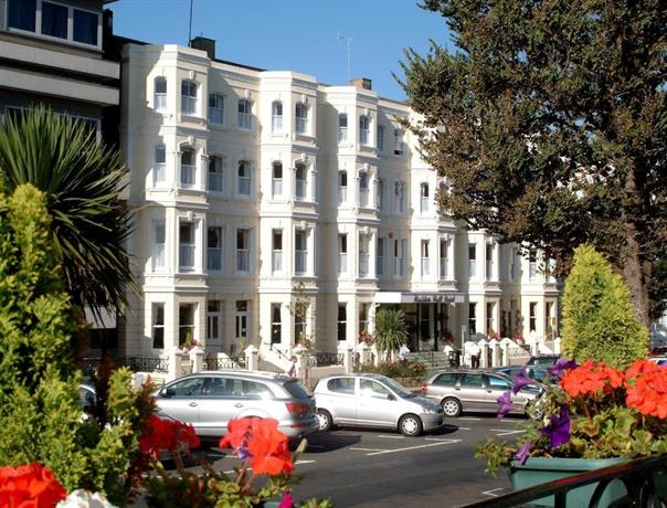 Haddon Hall Hotel Eastbourne - dream vacation