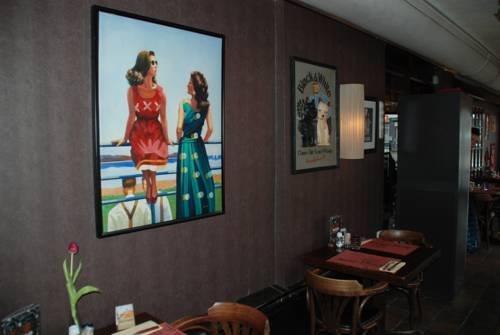 Hotel Cafe Restaurant Abina