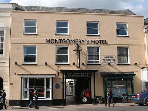 Montgomerys Hotel - dream vacation