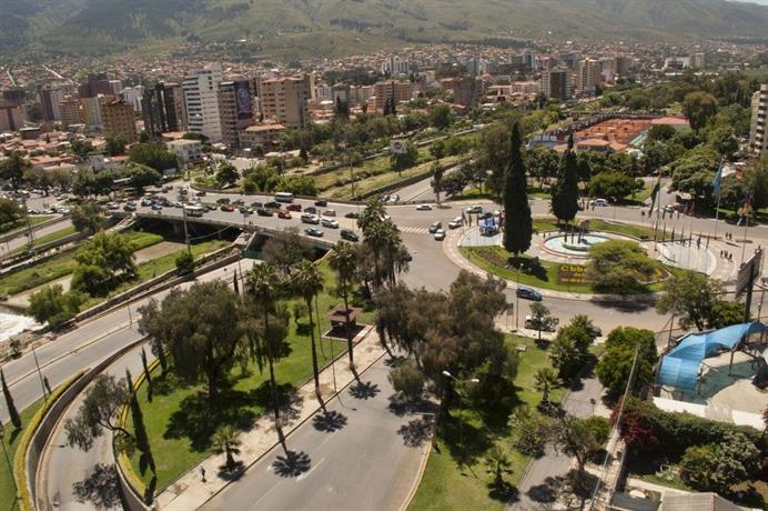 Torre Azul Cochabamba - dream vacation