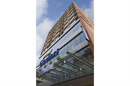 Jinmao Hotel Xi'an Drum Tower