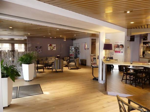 Hotel The Originals de lOrme Evreux ex InterHotel Evreux France
