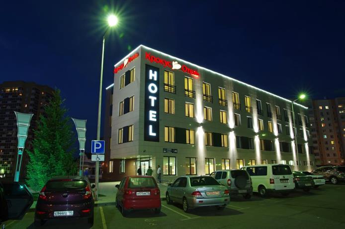 Отель Крокус