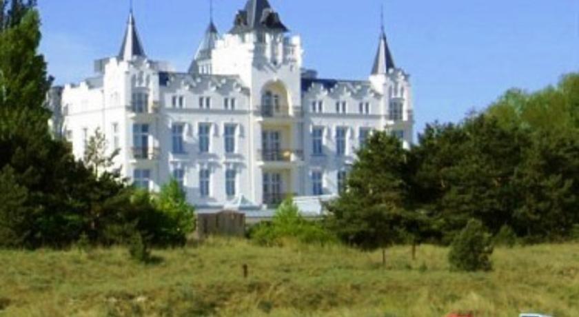 Usedom Palace Hotel Zinnowitz - dream vacation