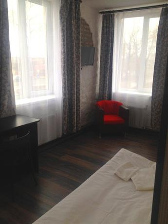 Отель Пушкин