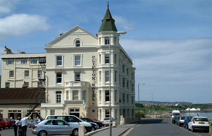 The Clifton Hotel Scarborough - dream vacation