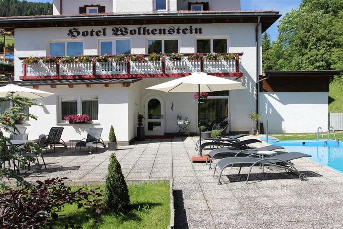 Hotel Wolkenstein - dream vacation