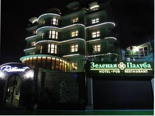 Отель Зеленая Палуба