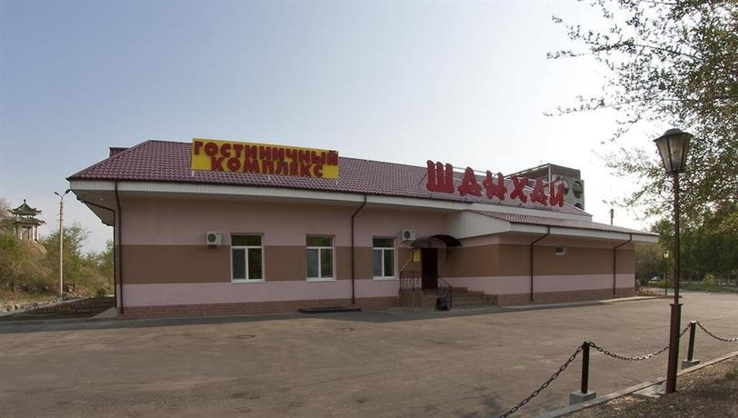 Гостиница Шанхай
