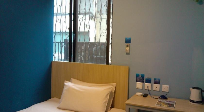 Bestay Hotel Express Wuxi Wanda Plaza - dream vacation