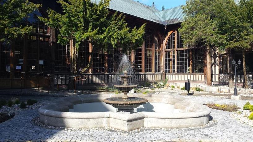 Dom Zdrojowy Swieradow-Zdroj - dream vacation