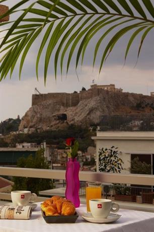 Niki Athens Hotel - dream vacation