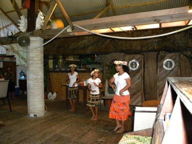 Pacific Treelodge Resort Kosrae - dream vacation