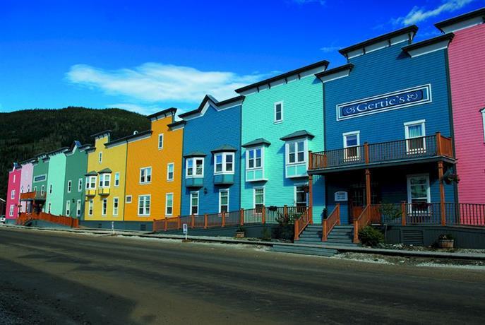 Westmark Inn Dawson City Images