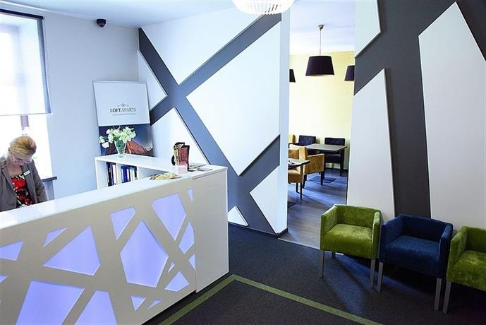 Aurora Residence Lodz - dream vacation