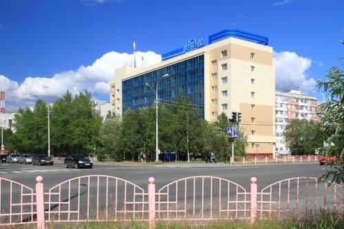 Отель Обь